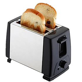 Electric Automatic 2 Slice Bread Toaster Oven Toaster Sandwich Maker Grill Machine Model:ACA-002; Type:Toasters; Material:Stainless Steel; Brand:LITBest; Listing Date:04/22/2020