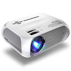 S5 Full HD LED Projector 4K 4800 Lumens HDMI USB 1080p Portable Cinema Proyector Beamer