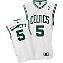Boston Celtics Kevin Garnett Home Jersey(LQFX012)