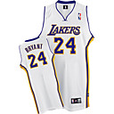 Los Angeles Lakers Kobe Bryant Alternate Jersey (LQFX137)