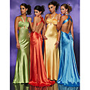 Captivating Column Halter Prom / Evening Dress (HSX309)