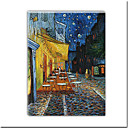 "Handmade Oil Painting with Stretched Bar by Vincent Van Gogh 24"" x 20"""