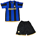 International Milan 08-09 Home Soccer Jersey & Short Kit (GZZQH057)