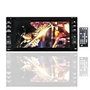 6.2-inch Touch Screen 2 Din In-Dash Car DVD Player TV/ Bluetooth Function (SZC409)