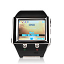 Q008 Tri-Band Touch Screen Watch Phone Silver&Black(SZR252)
