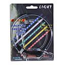 12v smd led strip (azul 30cm)