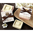 "Owl Always Love You"" Scented Soap Wedding Favor"