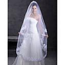 One Layer Waltz Wedding Veil