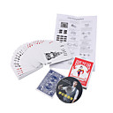 Poker Magic Amazing Color Changing Deck Magic Props(7591138)