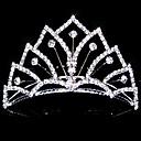 aleación preciosa con strass checo boda nupcial tiara