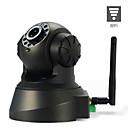cámara de vigilancia IP con control del ángulo de detección de movimiento