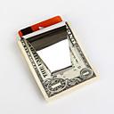 dinero metálico clip / titular de la tarjeta
