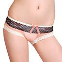 3 piezas de un tamaño de algodón cheekies baja las bragas de cintura para ocasiones especiales más colores disponibles