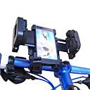 celular bicicleta teléfono titular / gps base de apoyo de una rotación de 360 grados