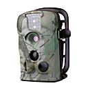 """Camou 12MP 2.36 """"LCD de la cámara GSM caza al aire libre con la visión nocturna de 850 nm"""
