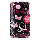 Carcasa de Flores y Mariposas,  para el iPhone 3G y 3GS