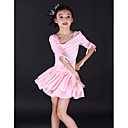Dancewear Spandex Dress For Kids More Colors
