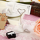 Classic Bride and Groom Placecard Holder (set of 4 pairs)