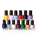 13 color del sello de esmalte de uñas para uñas de impresión nuevo arte