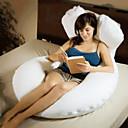 super gran forma de U almohada de cuerpo valentine