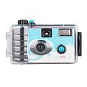 cámara desechable resistente al agua con flash - cámara de un solo uso