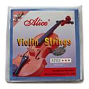 alice - (A703) de acero principales cadenas violín