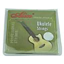 alice - (au04) cuerdas de nylon ukulele (022-032)