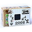 carbón de bambú de jabón de la salud