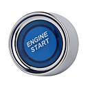 botón celeste interruptor de encendido-(on)