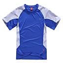 los hombres secado rápido camiseta para el verano