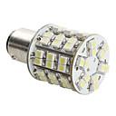 Bombilla LED Blanca para Luz de Freno de Coche 1157 4W 60x3528 SMD (DC 12V)