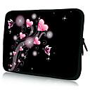 """corazón de las burbujas de neopreno Funda para laptop de 10 a 15 casos """"protectores de MacBook Dell HP Acer samsung"""