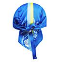100% kooplus-los hombres de poliéster bicicleta pañuelo en la cabeza (azul claro)