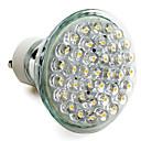 gu10 2w 38-led 120lm 2800-3300K warmweiß LED Strahler Lampe (220-240V)
