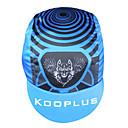 100% kooplus-los hombres de poliéster Gorra (azul)