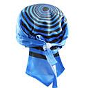100% kooplus-los hombres de poliéster bicicleta pañuelo en la cabeza (azul)