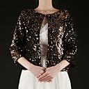3/4-length magnífico algodón de la manga de la boda / de la ocasión especial chaqueta / abrigo (más colores)