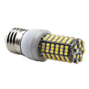 138-3528 7w e27 SMD 350-450lm 6000-6500K LED de luz blanca natural de maíz bombilla (220-240v)