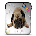Hello Puppy Neoprene Tablet Sleeve Case for 10 Samsung Galaxy Tab2 iPad Motorola Xoom