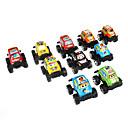 autos suv retroceder e ir juguetes para los niños (10-pack)