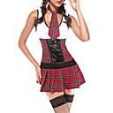 Sexy Halloween Costume Adult Student Uniform(2 Pieces)