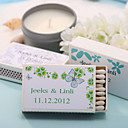Personalized Matchboxes - Beautiful Butterfly (Set of 12)