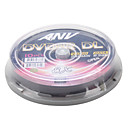 240min 8x 8,5 GB DVD  R DL de disco (10-pack)