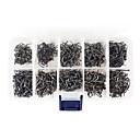 Acero de alto carbono cuchilla de corte Maruseigo anzuelos calados (1000pcs 10 Tamaño 6 # -15 #)
