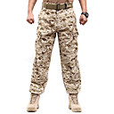 Militares 100% algodón Pantalones de camuflaje