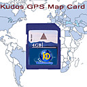 FELICITACIONES Western Europe Map (SD Card-4G)