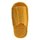 Amarillo Zapatillas Diente Estilo de Limpieza Verde Loofah Juguetes para Mascotas