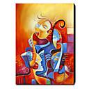 abstracto pintura al óleo 1211-ab0262 lienzo pintado a mano