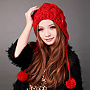 Deniso-1191 Moda Invierno Ear Flap Knit Hat (Multi-Color disponible)