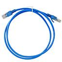 Alta calidad Cat5e RJ45 para cable de red RJ45 (1m)